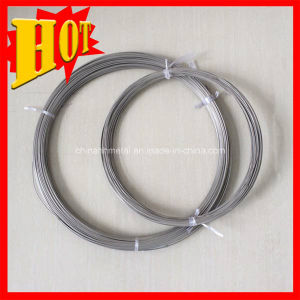 Pure Gr 2 Titanium Wire in Coil with Bright Surface pictures & photos