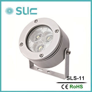 9W Mini Power LED Outdoor LED Spotlight (SLS-20) pictures & photos