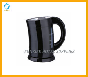 High Quality Plastic Electric Kettle for Hotel pictures & photos