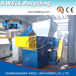 Waste Pipe Shredder/Waste Plastic Recycling Shredder pictures & photos