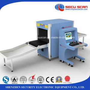 Baggage X-ray Screening Machine with auto alert for warehouse, embassy, shops pictures & photos