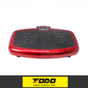 High Quality Ultrathin Crazy Fit Vibration Plate pictures & photos