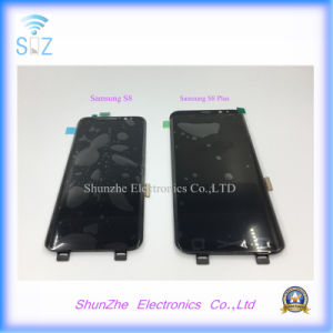 Mobile Smart Cell Phone Touch Screen LCD for Samsung S8 Edge Displayer G9500 G9550 pictures & photos