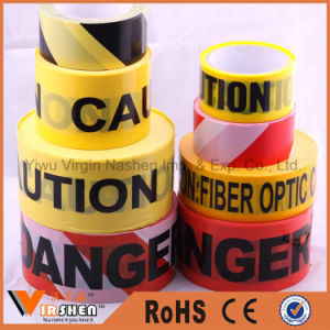 Police Warning Tape ESD Caution Tape Made in China Wholesale PE Protection Products Barrier Tape safety Tape pictures & photos