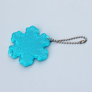 Snowflake Hard Reflector for Children Safety (JG-T-03) pictures & photos