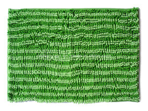 Ribbed Flock Microfiber Chenille Bath Mat pictures & photos