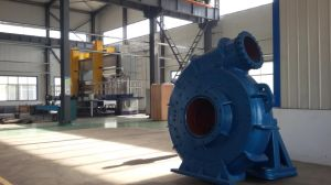 Horizontal Cantilevered Dredging Pump (WN) pictures & photos