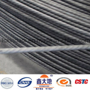 Spiral Ribbed PC Steel Bar/Steel Wire pictures & photos