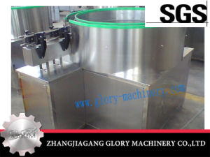 Semi-Automatic Glass Bottle Unscrambler Machine/Bottle Sorting Machine pictures & photos