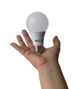 Aluminum Casing E27 A60 12W LED Bulb pictures & photos
