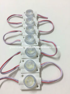 SMD 3030 Injection LED Module with Lens pictures & photos