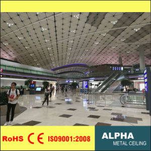Aluminum Customized Interior Curtain Wall Facades and Claddings pictures & photos