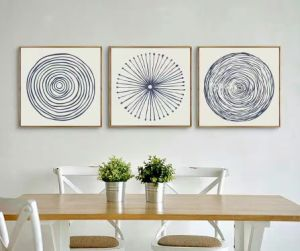Abstract Decor Painting for Wall Decorative, Art Painting pictures & photos