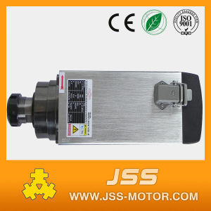 6kw 380V Air Cooled High Speed Spindle Motor pictures & photos