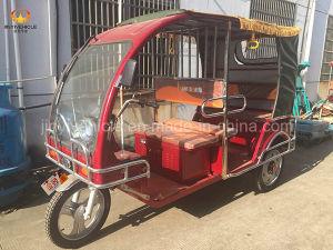 Bangladesh Style Electric Passenger Tricycle Electric Bajaja Tuktuk pictures & photos