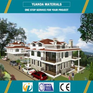 Steel Structure Prefabricated Building Prefab House pictures & photos
