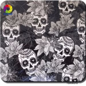 New Arrival Tsautop 0.5m Width Flower Skull Design 3D Printing PVA Hydrographics Hydro Dipping Water Transfer Printing Film for Tskw1096 pictures & photos