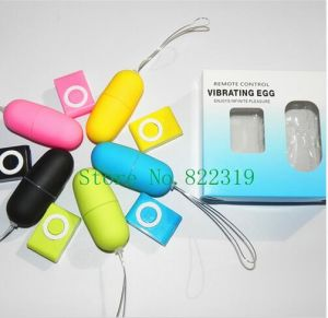 Wholesale 50sets/Lot 20 Speeds Wireless Remote Control Vibrating Sex Eggs pictures & photos