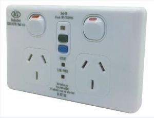 RCD Surge Protection, BS Standard (BKZ0230SPWA) pictures & photos