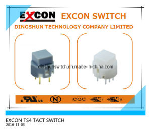 Excon Ts4 Tact Water-Proof and Anti-Corrosion Switch pictures & photos