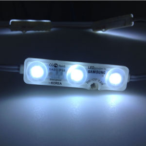 Samsung 5630 DC12V LED Module with IP68 Waterproof pictures & photos