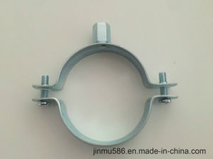 Pipe Clamps with Rubber or Without Rubber pictures & photos