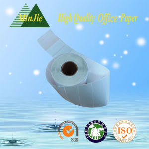 Shipping Carton Barcode Blank Thermal Self Adhesive Label and Sticker pictures & photos