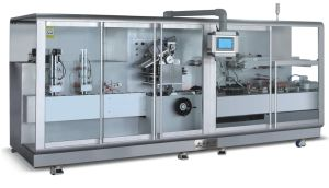 Automatic High Speed Continuous Cartoning Machine for Medicine