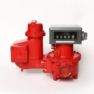Pd Series Volumetric Flow Meter, Fuel Flow Meter in High Accuracy pictures & photos