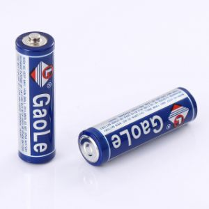 Super Heavy Duty 1.5V AA Carbon Zinc Battery (R6P) pictures & photos