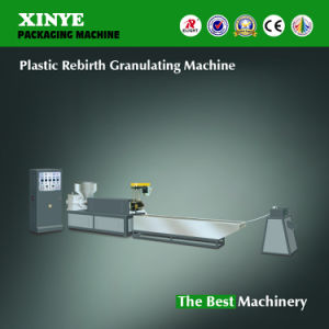 Water Cooling Plastic Recycling Machine for PP pictures & photos
