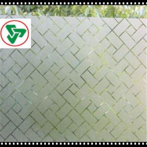 5mm Super Clear Frosted Tempered/Toughened Glass pictures & photos