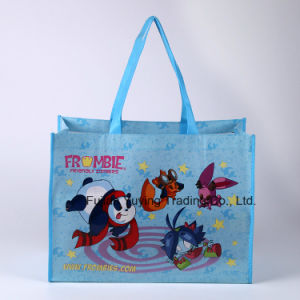 Compound Non Woven Shopping Tote Bag with Cutomed Size (YYNWB053) pictures & photos