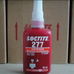 Hot Sale Loctite 277 Thread Screw Locker Glue Bottom of The Filling Adhesive Lubricating Oil for Machine Parts 250ml pictures & photos