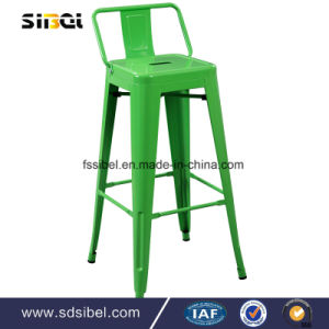 Wholesale Vintage Industrial High Rustic Metal Chair Sbe-Cy0337 pictures & photos