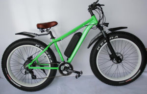 Hot New China Fat Mountain E-Bicycle with 4.0 Fat Tire pictures & photos