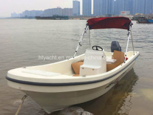 5.88m FRP Japanese Panga Fishing Boat Hangtong Factory-Direct pictures & photos