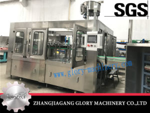 3000bph-24000bph Automatic Liquid Water Filling Machine with Packing Labeling pictures & photos