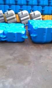 Customized Color DIY Pontoon Floats Dock for Sale pictures & photos