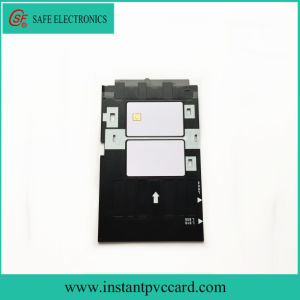 Ink Printing PVC Card Tray for Epson A50 Printer pictures & photos