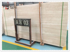 Natural Stone Roma Travertine for Wall Cladding/ Flooring/Building Material