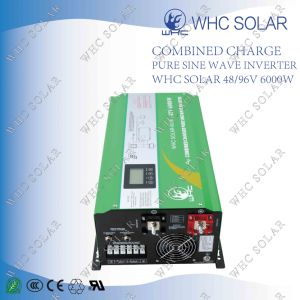 Intelligent 6000W Low Frequency Solar Inverter for Solar System pictures & photos