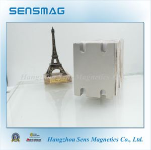 Customized Special Permanent NdFeB Block Magnet with RoHS for Motor pictures & photos