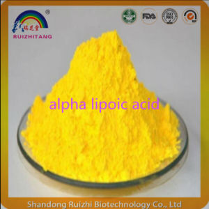 GMP Factory High Quality Thioctic Acid (alpha lipoic acid) pictures & photos