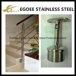 Hot Sale Balustrade Ss 201 304 316 Stainless Steel Handrial Bracket pictures & photos