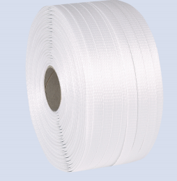 Woven Polyester Cord Strapping 16mm X 960kg pictures & photos