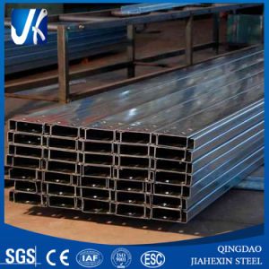 Hot Dipped Galvanized Standard Thickness of C Purlins Price C Steel Structure pictures & photos