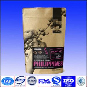 Aluminum Foil Coffee Pouch (L) pictures & photos