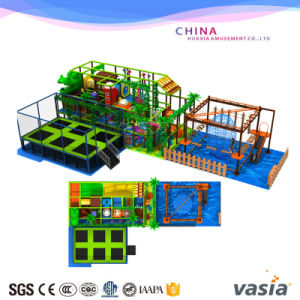 Commercial Indoor Playground with Kids Toys pictures & photos