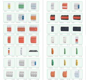 1p 2p 3p 4p AC DC SPD (Surge protective Device, Surge protector) 5ka~200ka pictures & photos